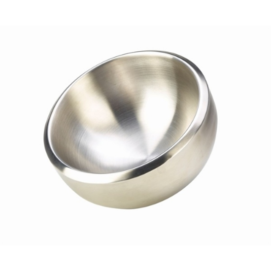 Dual Angle Double Walled Bowl 24x11cm