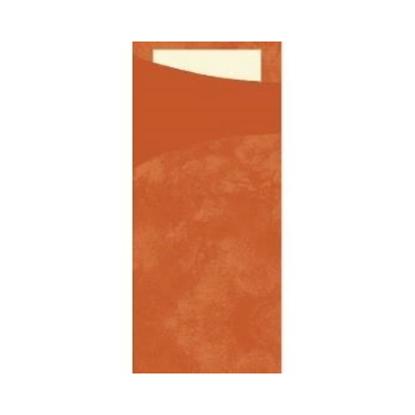 Duni Duetto Terracotta Tissue 30x45cm
