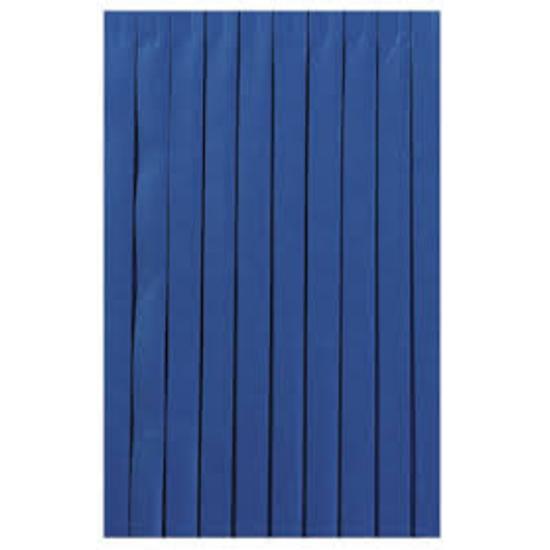 Duni Dark Blue Dunicel Tableskirts 72cm X 4m