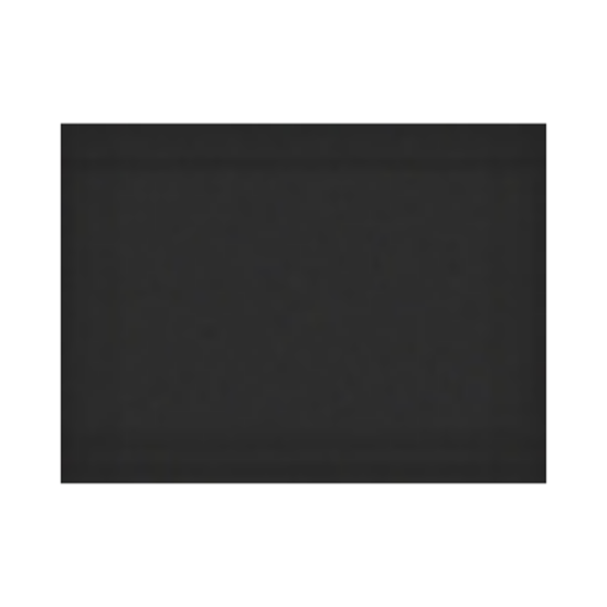 Duni Black Paper Placemats 35x45cm