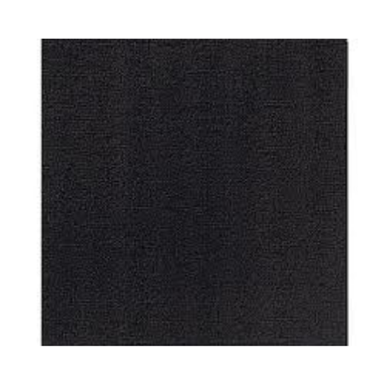 "Dunilin Black Napkin 16"" (40cm)"