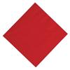 "16"" (40cm) Dunilin Red Napkin"