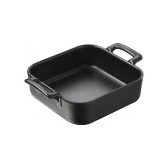 Eclispe Grey Square Dish 35.5cl (12oz)