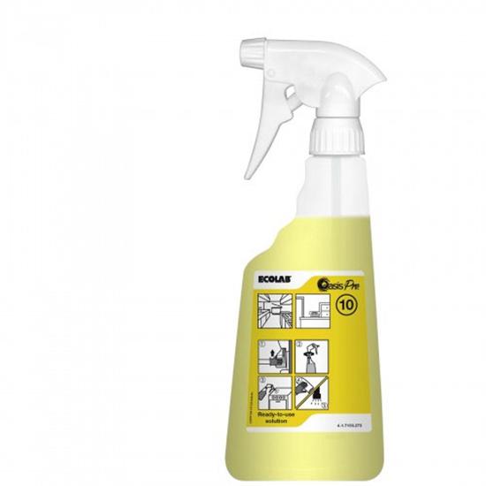 Ecolab Oasis Pro 10 Bottle 65cl
