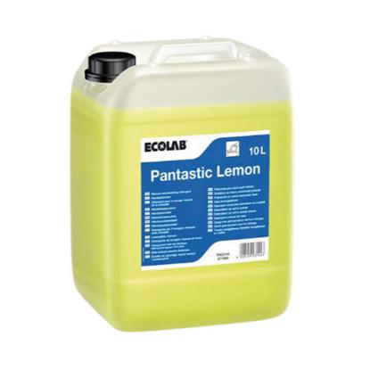Ecolab Pantastic Lemon Manual Washing Up Liquid 20kg