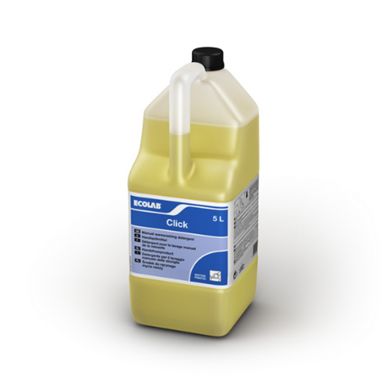 Ecolab Click Washing-Up Liquid 5L