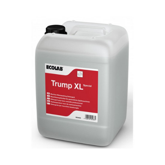 Ecolab Trump XL Warewashing Liquid 5L