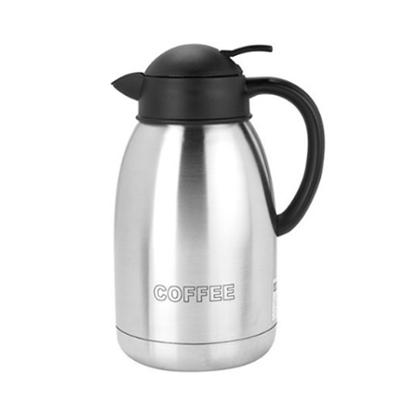 Elia Stainless Steel Shatterproof Coffee Vacuum Jug 1.2L