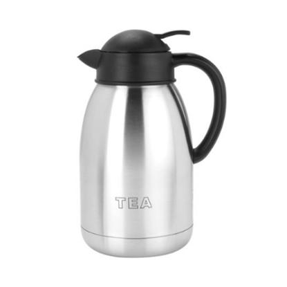 Elia Stainless Steel Shatterproof Vacuum Tea Jug 1.2L