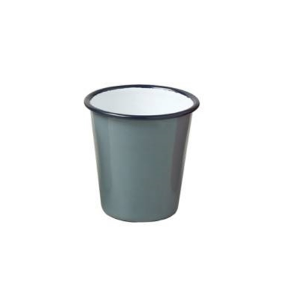 Enamel Grey Tumbler 31cl (10.5oz)