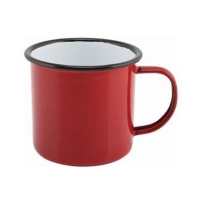Enamel Mug Red 36cl (12.5oz)