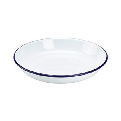 "Enamel Rice Plate 8.7"" (22cm)"
