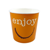 35.5cl (12oz) Enjoy Hot & Cold Food Container & Plastic Lid