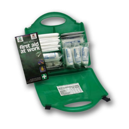 First Aid Kit 1-20 Person