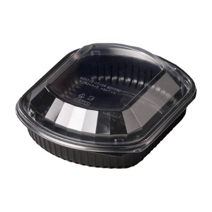Lids For One Compartment 106.5 (36oz) Containers