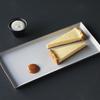 32.5x15cm Pepper Rectangle Plate