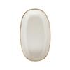 """6.7"""" (17cm) Retro Gourmet Rectangular Plate"""
