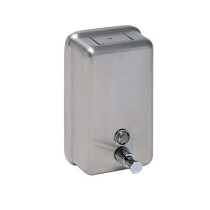 Stainless Steel Soap Dispenser 1.2L