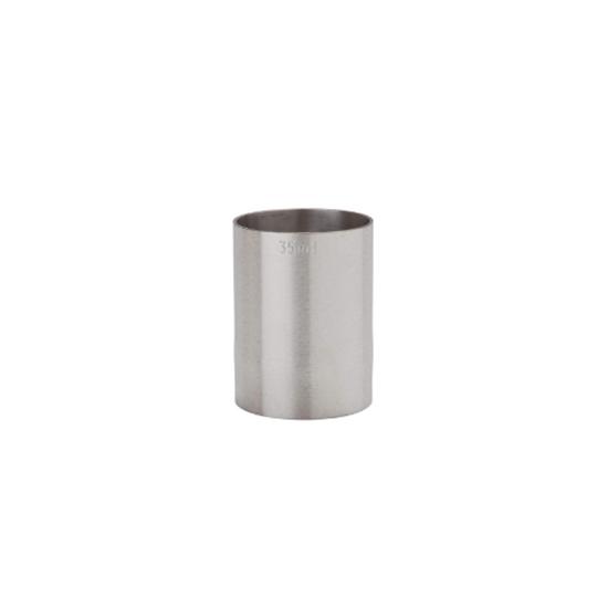 Steel Spirit Measure 3.5cl (1.2oz)