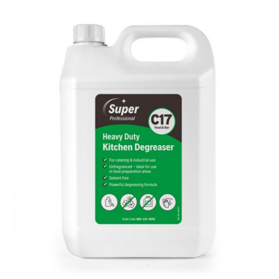 Super Professional Kitchen Degreaser 5L