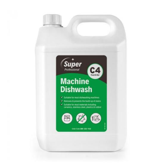 Super Professional Dishwash Detergent 5L