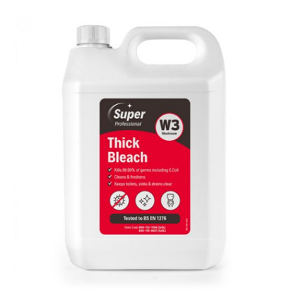 Super Professional Thick Bleach 5L
