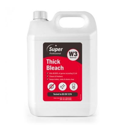 Super Professional Thick Bleach 5L