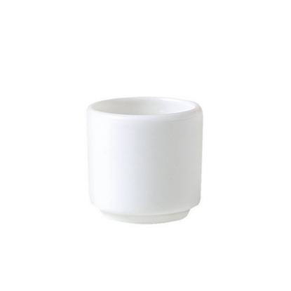 "Steelite Monaco Footless Egg Cup 2"" (4.75cm)"