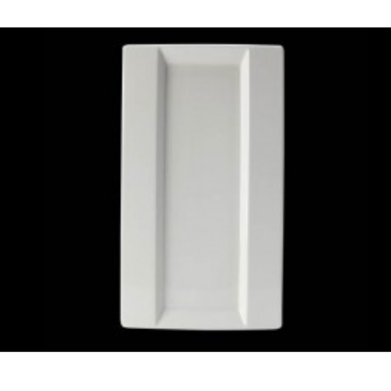 "Steelite Monaco Frame Seven Plate 14""X10"" (35.5cm X 25.5cm)"