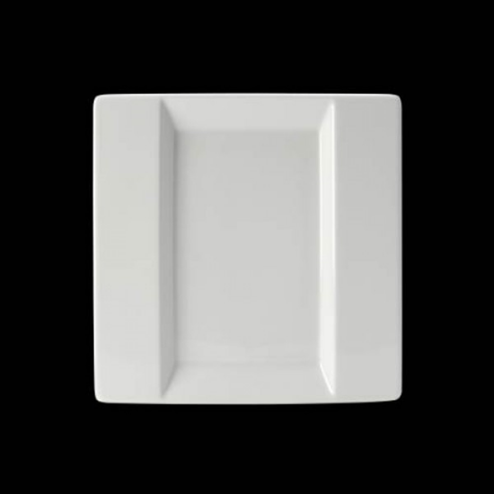 "Steelite Monaco Frame Three Plate 10""X10"" (25.5cm X 25.5cm)"