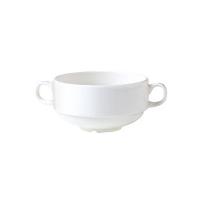 Steelite Monaco Handled Soup Cup 28.5cl (10oz)