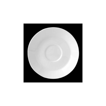 "Steelite Monaco Saucer 4.6"" (11.7cm)"