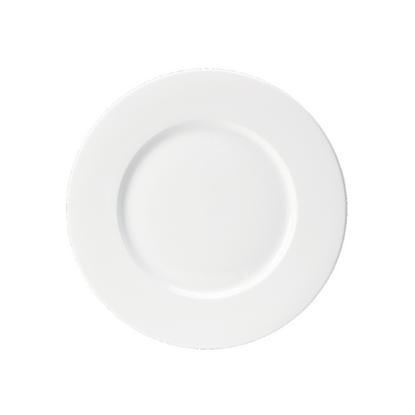 """Steelite Monaco White Wide Rim Plate 11.4"""" (29cm)"""