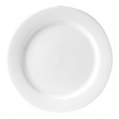 "Steelite Monaco White Regency Plate 12"" (30.5cm)"