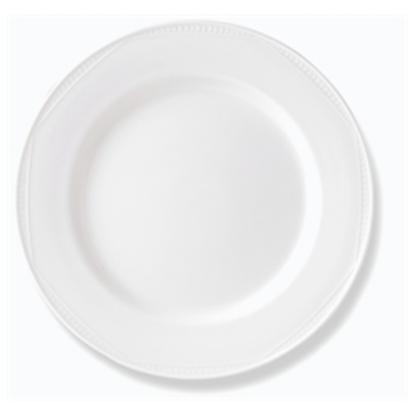 """Steelite Monte Carlo White Plate 10"""" (25.5cm)"""