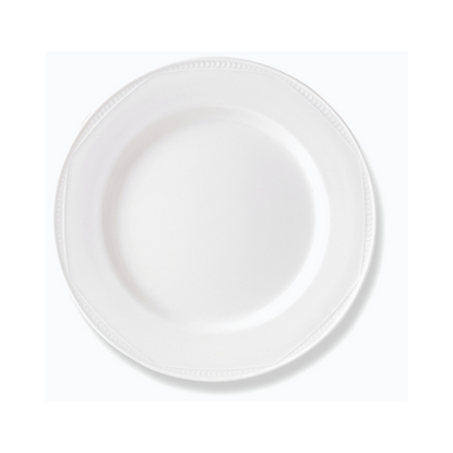 """Steelite Monte Carlo White Plate 6.4"""" (16.25cm)"""