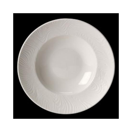 "Steelite Optik Nouveau Bowl 11.75"" (30cm)"