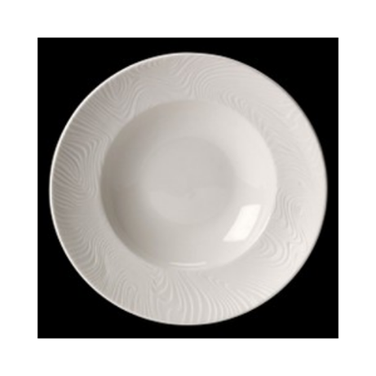 "Steelite Optik Nouveau Bowl 9"" (23cm)"