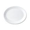 "Steelite Oval Coupe Plate 13.5"" (34.25cm)"