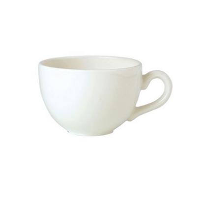 Steelite Plain Ivory Low Cup 34cl (12oz)
