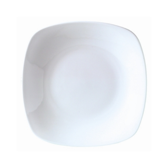 """Steelite Quadro Square Plate 7"""" (18cm)"""