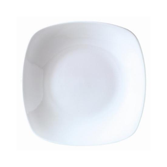 """Steelite Quadro Square Plate 9"""" (23cm)"""
