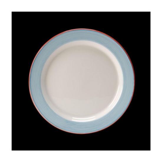 "Steelite Rio Blue Plate 8"" (20.25cm)"