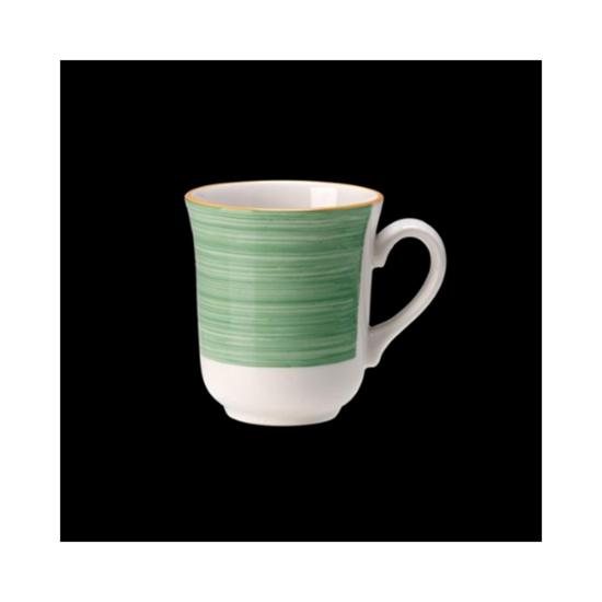 Steelite Rio Green Club Mug 28.5cl (10oz)