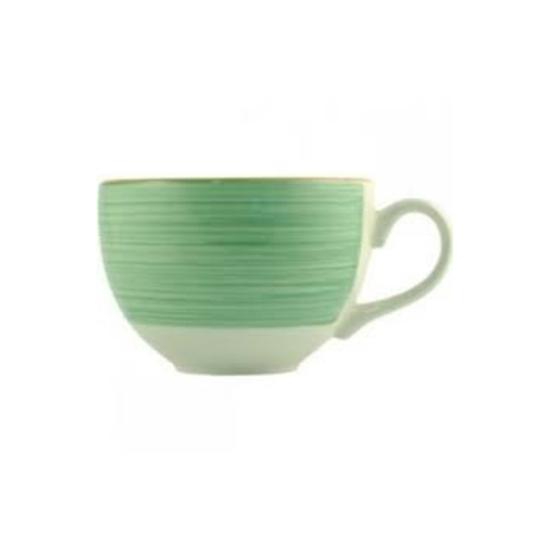 Steelite Rio Green Low Cup 22.75cl (8oz)