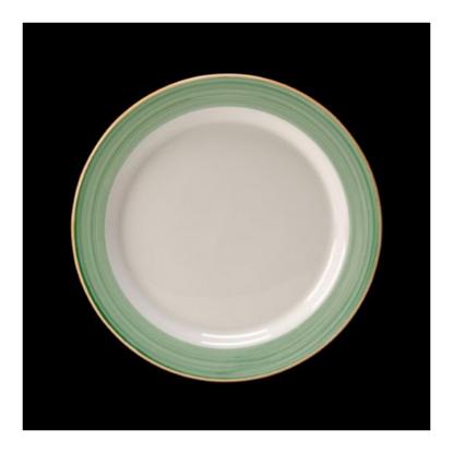 """Steelite Rio Green Plate 6.25"""" (15.75cm)"""