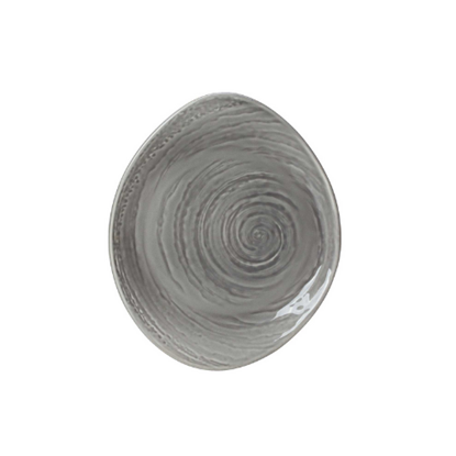 """Steelite Scape Grey Plate 9.8"""" (25cm)"""