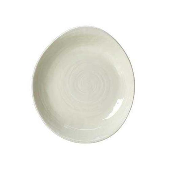"""9.5"""" (24cm) Steelite Scape White Bowl"""