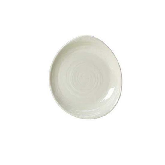 """Steelite Scape White Plate 10"""" (25cm)"""