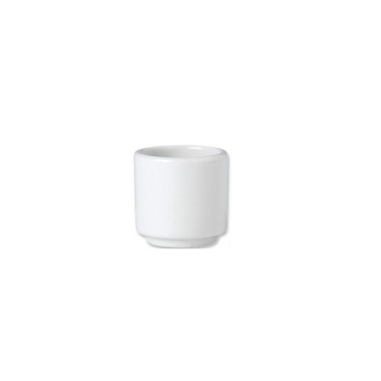 """Steelite Simplicity Footless Egg Cup 6.5"""" (4.75cm)"""
